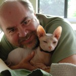 Sphynx_Cat_with_His_Happy_Man